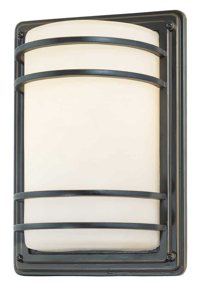 Habitat Collection 11 inch High Indoor Outdoor Wall Light