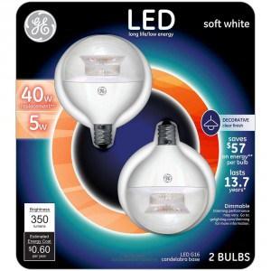 g16 clear led