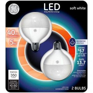 g16 white led