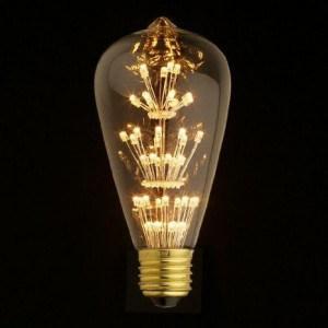 vintage 3 watt led edison bulb