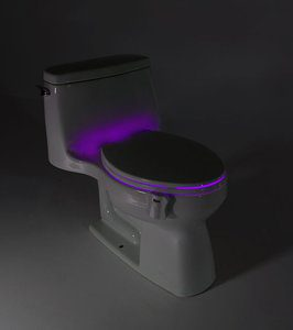 glowbowl with purple light