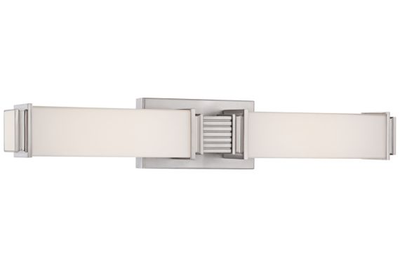 Letsun Modern 12w Cool White 650lm 4 Light Led Bathroom
