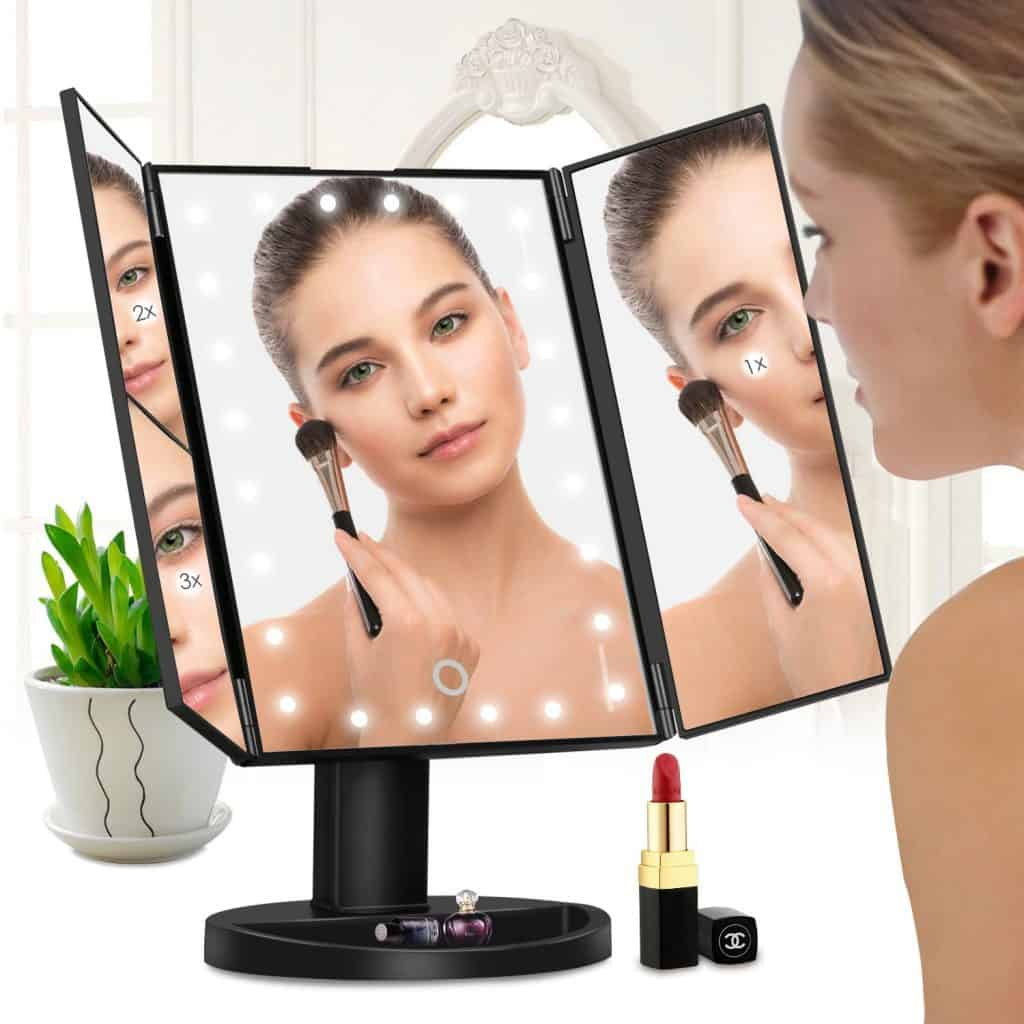 amzdeal led lighting vanity