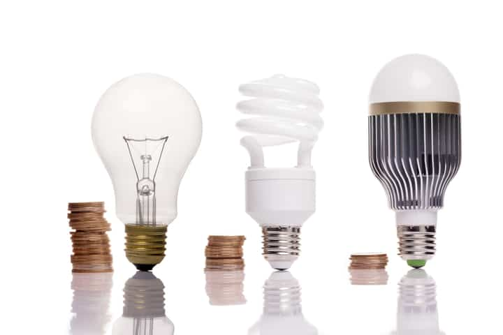 light bulbs price comparison