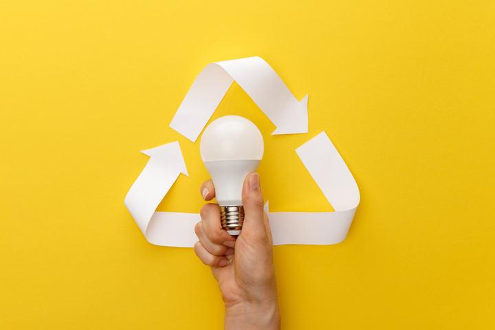 led bulb recycling