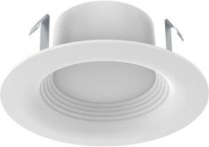 integrated led fixture