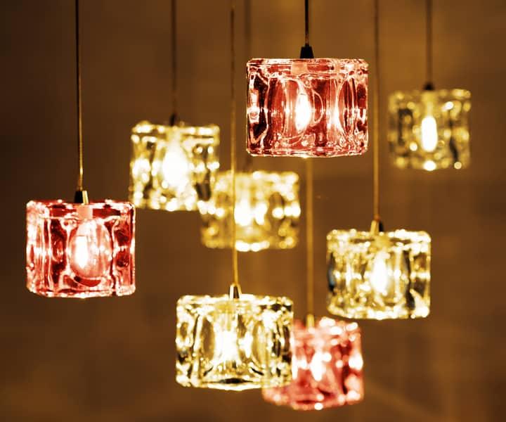 encapsulated lights