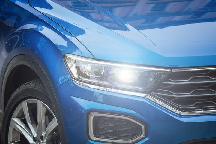 xenons headlight