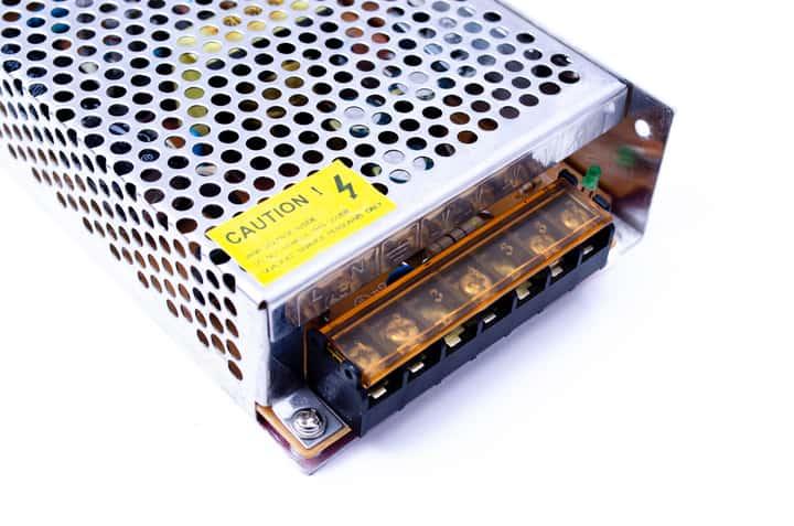 power supply unit for LED strip lights