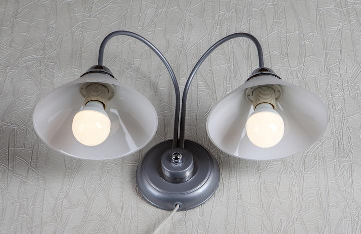 light bulb in socket
