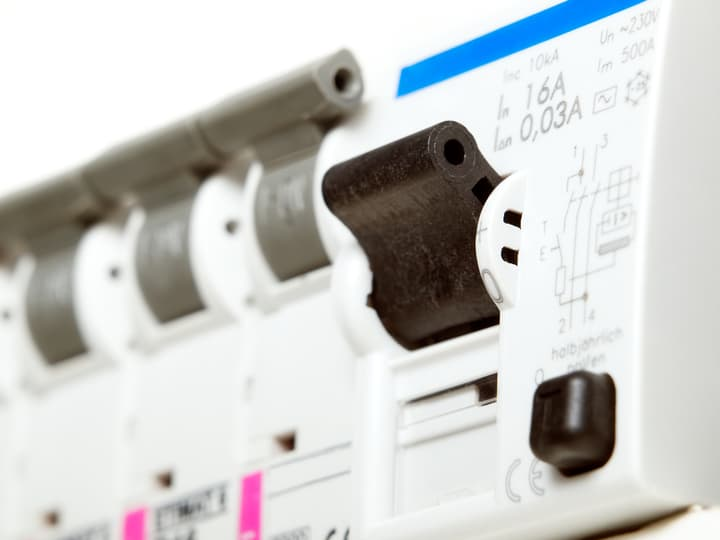 electric fuse box