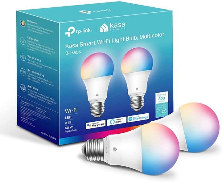 TP-link smart bulbs