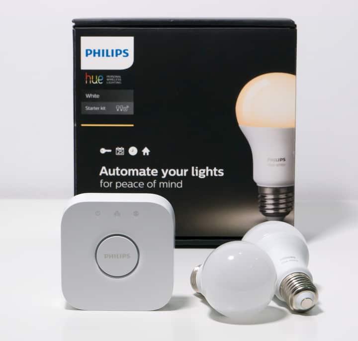Philips hue with hub