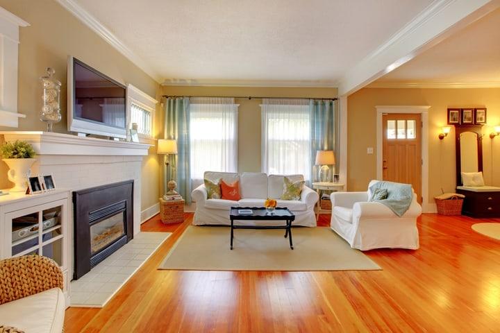 living room atmosphere